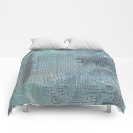 Aether Maze Comforters