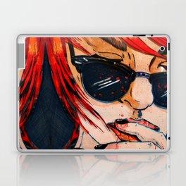 LUNETTES NOIRES Laptop & iPad Skin