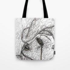In The Dark Of It Tote Bag