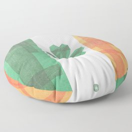Ireland Floor Pillow