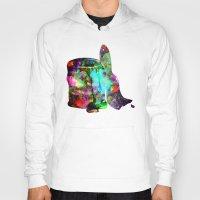 splatter Hoodies featuring Paint splatter  by Sammycrafts