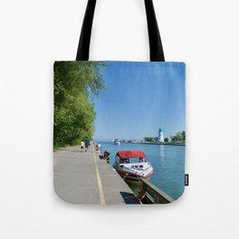 St. Catherines, Ontario Tote Bag