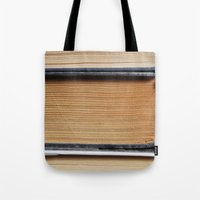books Tote Bags featuring Books by eARTh