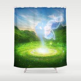 Magical Fairy Tale Shower Curtain