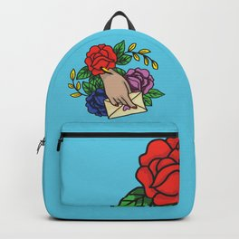 No more secrets, eye see everything Backpack