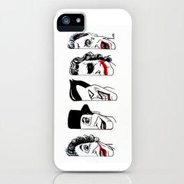 Jokers iPhone Case