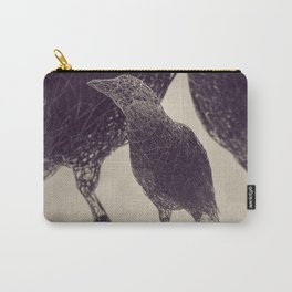 Mr Magpie Carry-All Pouch