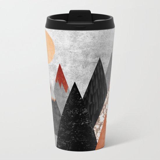 Home alone Metal Travel Mug