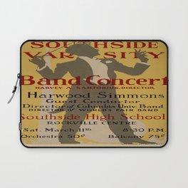 Vintage poster - Southside Varsity Band Concert Laptop Sleeve
