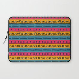 African Style Pattern Laptop Sleeve