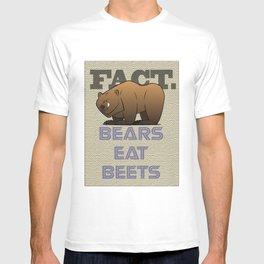Bears Eat Beets T-shirt