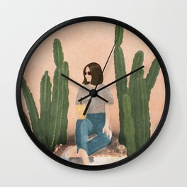 Waiting By Wall Clock