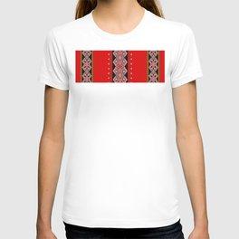 TANA TORAJA FABRIC MOTIF T-shirt