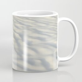 Waves of Snow Coffee Mug