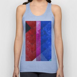 Transference Unisex Tank Top