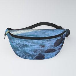 Beautiful water at Kamay Botany Bay National Park, Sydney, NSW, Australia Fanny Pack