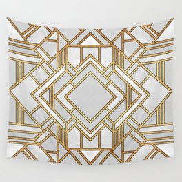 Art Deco 1 Wall Tapestry