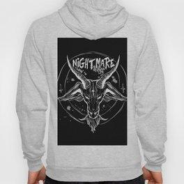 Nightmare : Black Winter King Hoody