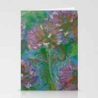 monet Stationery Cards featuring After Monet by Suellen Tomkins