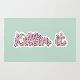 Killin it Rug