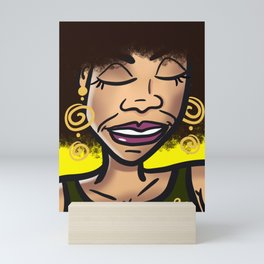 Rita In Paz Mini Art Print