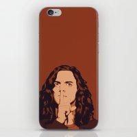 eddie vedder iPhone & iPod Skins featuring Eddie Vedder by Renan Lacerda