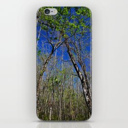 Withering Hour iPhone Skin