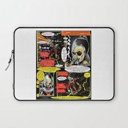 Page #3 of Tex Watt's  (UNCENSORED) SUNDAY COMIX POP-ART Laptop Sleeve