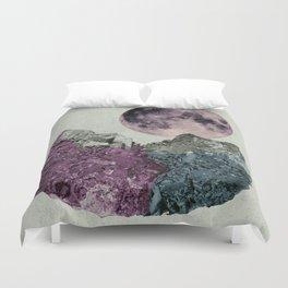Geology Duvet Cover