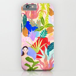 Full of Plants iPhone Case