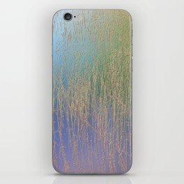 Nature background iPhone Skin