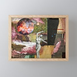 Even Venus Got Her Heart Broken At Times Framed Mini Art Print
