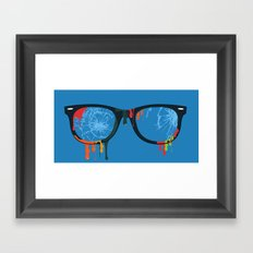 Color Overload Framed Art Print