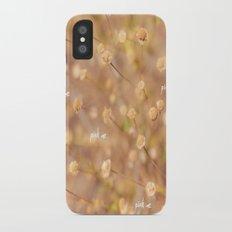 Pick Me Slim Case iPhone X