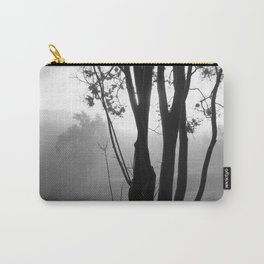 Fog on Texas Water Carry-All Pouch