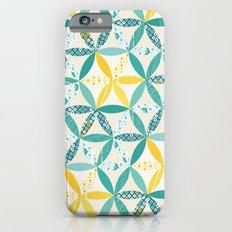 Patchwork Sunshine Slim Case iPhone 6s