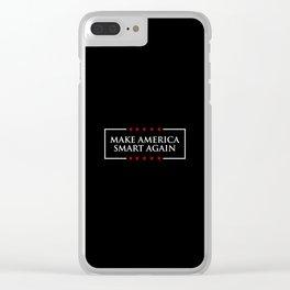 Make America Clear iPhone Case