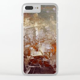 Paraguayan War Clear iPhone Case