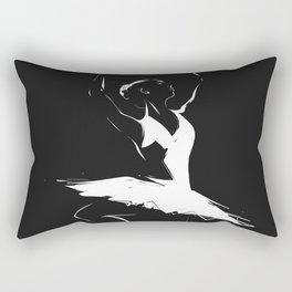 ballet09 Rectangular Pillow