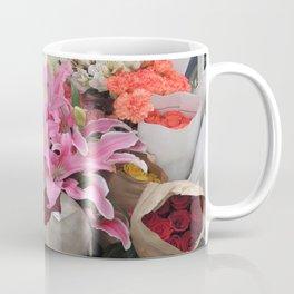 Cuenca Flower Market Coffee Mug