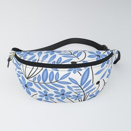 Spring Blues - Daffodils Fanny Pack