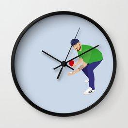 The Greek Wall Clock