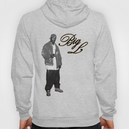 Big L //Black&White Hoody