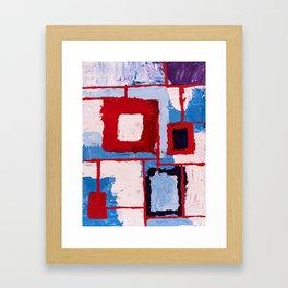 Ego Portals Framed Art Print