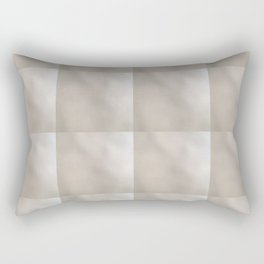 Accidental Art Tile Design Rectangular Pillow