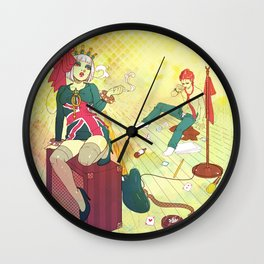 After Dinner Wall Clock