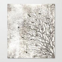 Tree Chimes Canvas Print