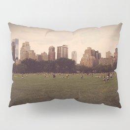 Central Park Stroll Pillow Sham