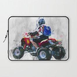 Quad racing Laptop Sleeve
