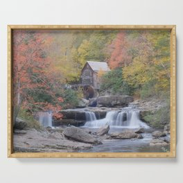 Almost Heaven Grist Mill Serving Tray